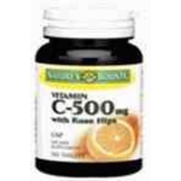21st Century VITAMIN C-500mg w/ Rose Hips, 110 TABS