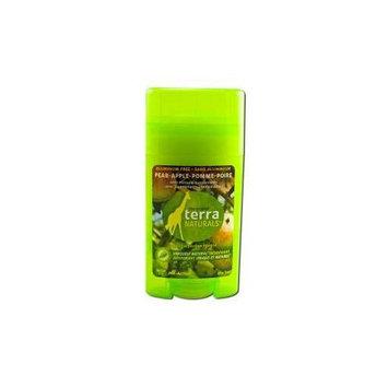 Terra Firma Naturals Terra Naturals: Uniquely Natural Deodorants, Evergreen, 2 oz