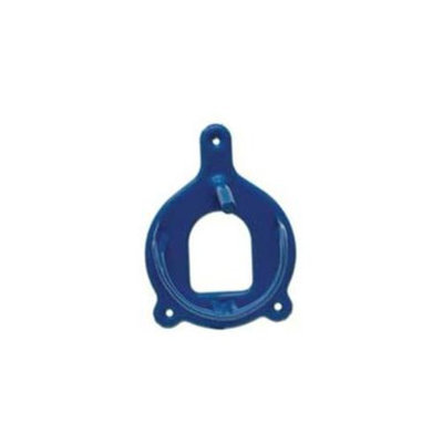 PARTRADE Partrade Bridle Bracket Blue 4 Inch - 244254