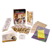BePuzzled Pasta Passion & Pistols Murder Mystery Party Game Ages 16+