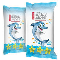 me4kidz Little Buddy Antibacterial Wipes (Discontinued by Manufacturer)