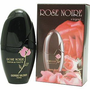 Georgio Valenti Rose Noire Parfum De Toilette Spray 3.3 Oz