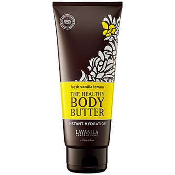 LAVANILA The Healthy Body Butter Fresh Vanilla Lemon 6.7 oz