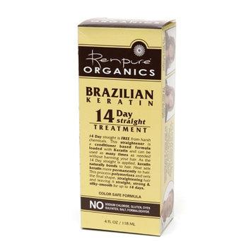 Renpure Organics Brazilian Keratin 14 Day Straight Treatment