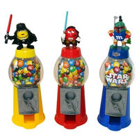 CandyRific Candy Rific M&M Star Wars 9 Inch Dispenser, 0.53 Ounce(Packaging may vary)