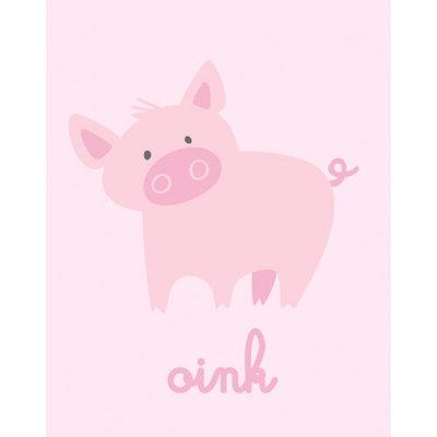 Barn Babies Oink