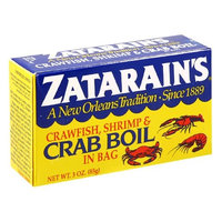 Zatarain's Crawfish, Shrimp and Crab Boil in a Bag, 3-Ounce Boxes (Pack of 24)
