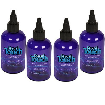 RealTouch Hybrid Lubricant (4 Pack)