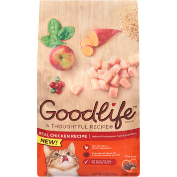 Goodlife Adult Chicken Cat Food, 7 lbs