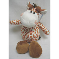 Patchwork Pets Plush Wild Giraffe Dog Toy
