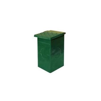 Doggie Deposit DD0010-0009 Replacement 15 Gal Poly Wastebasket for Dog Poop Waste Stations