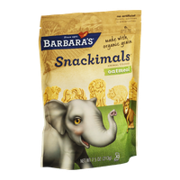 Barbara's Snackimals Animals Cookies Oatmeal