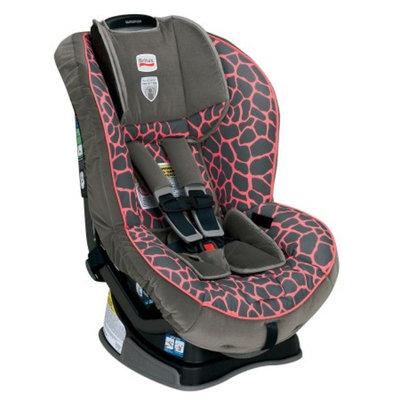 Britax Marathon G4 Convertible Car Seat, Pink Giraffe, 1 ea
