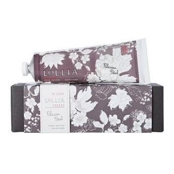 Lollia In Love No. 9 Classic Petal 4.0 oz Shea Butter Hand Cream