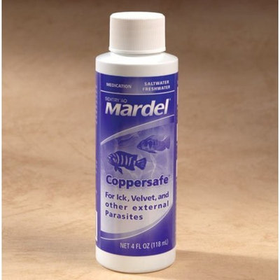 MARDEL FW Coppersafe 4oz