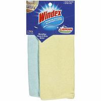 Libman 322 2 Count Windex Premium Microfiber Cloth