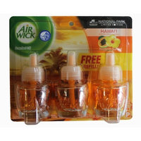 Air Wick Scented Oil Refills, Tropical Sunset .67 Ounce, 3-Count