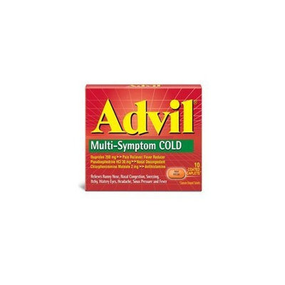 Advil® Multi-Symptom Cold Relief Caplets