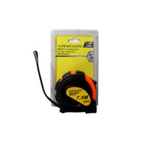 Bulk Buys 25 Foot Industrial Tape Measure Case Of 6