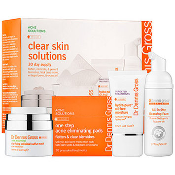 Dr. Dennis Gross Skincare Clear Skin Solutions 30 Day Supply