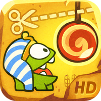 ZeptoLab UK Limited Cut the Rope: Time Travel HD