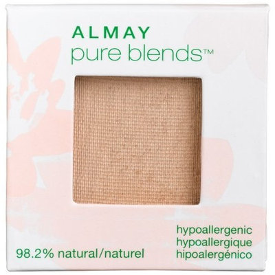 Almay Pure Blends Eyeshadow, Ivory, 0.09-Ounces (Pack of 2)