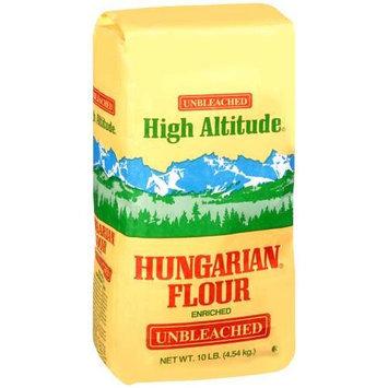 High Altitude: Hungarian Enriched Unbleached Flour, 10 Lb