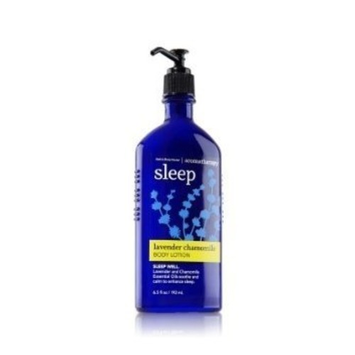 Bath Body Works Aromatherapy Sleep Lavender Chamomile 6.5 oz Body Lotion