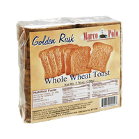 Marco Polo Golden Rusk Whole Wheat Toast