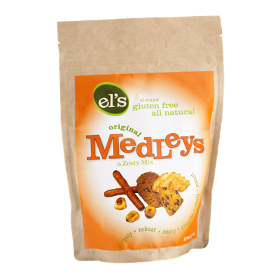 El's Medleys Zesty Mix Gluten Free Original