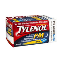 Tylenol PM Extra Strength Caplets - 150 CT