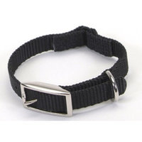 Coastal Pet Products CO00920 301S .38 in. Web Safety Collar Black