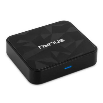 Nyrius Songo HiFi Wireless Bluetooth aptX Music Receiver for Streaming Smartphones, Tablets, Laptops to Stereo Systems