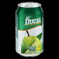 Ducal Pear Nectar Juice