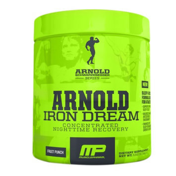 MusclePharm Arnold Schwarzenegger Series Iron Dream Fruit Punch