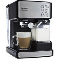 Mr. Coffee Café Barista Espresso Maker -Stainless Steel/Black