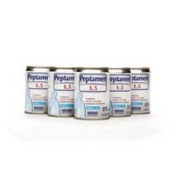 Nestlé Peptamen 1.5 - Vanilla - Cans 250 mL - Case of 24