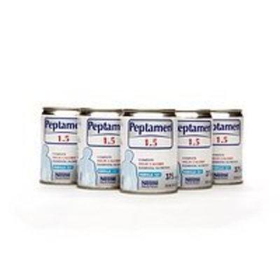 Nestlé Peptamen 1.5 - Vanilla - Cans 250 mL - Case of 24