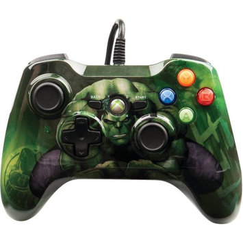 Marvel Avengers: The Hulk Official Xbox 360 Controller