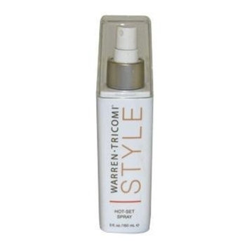 Warren-tricomi Warren Tricomi Style Hot Set Spray Unisex, 5 Ounce
