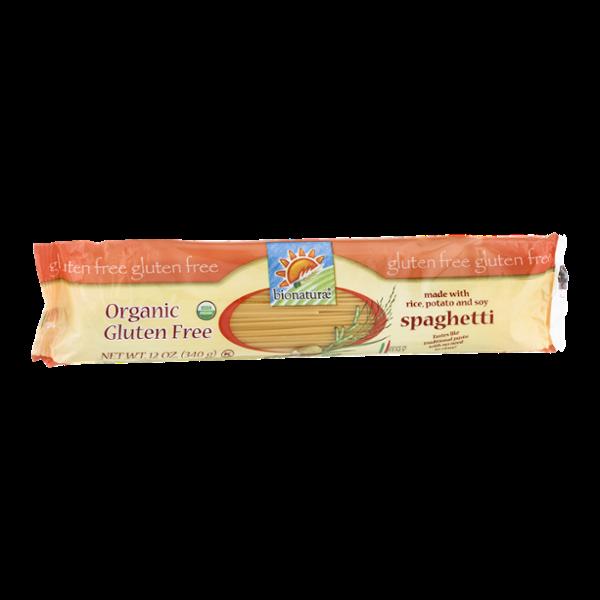 Bionaturae Organic Spaghetti Gluten Free