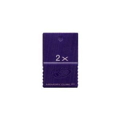 Various GameCube Memory 2X