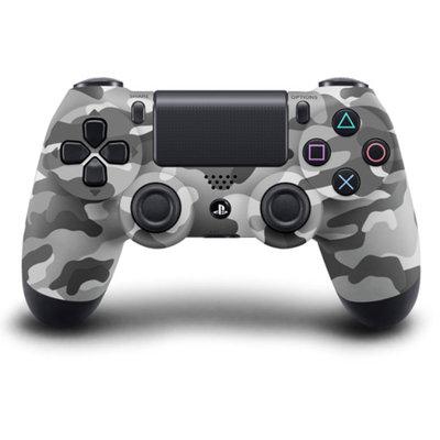 Nintendo DualShock 4 Wireless Controller - Urban Camo (PlayStation 4)