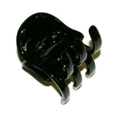 Smoothies Hollow Round Chunky Claw (M) -Black 00749
