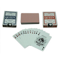 Recaro North recaro north Queen Playing Cards 2 Decks BLUE/RED - recaro north