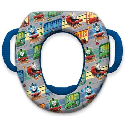 Thomas & Friends Sesame Street Soft Potty Seat - Scuba Elmo