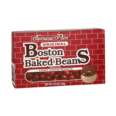 Ferrara Pan Boston Baked Beans Original Candy Coated Peanuts