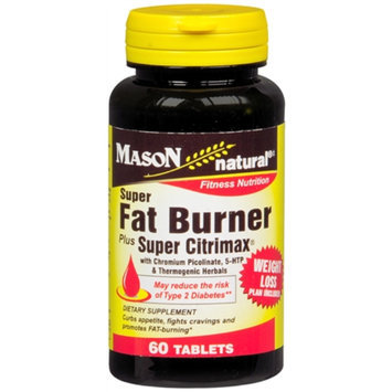 Mason Natural Super Fat Burner Plus Super Citrimax