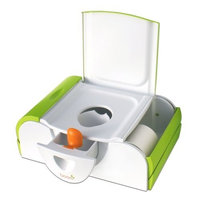 Boon Potty Bench - Green (Discontinued by Manufacturer)