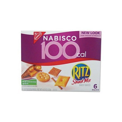 Nabisco FOOD,RITZ SNK,100 CALORIE